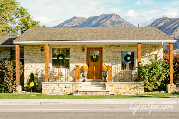 Pleasant Utah Houses With Halloween Style Lynn Spin Largest Home Design Picture Inspirations Pitcheantrous